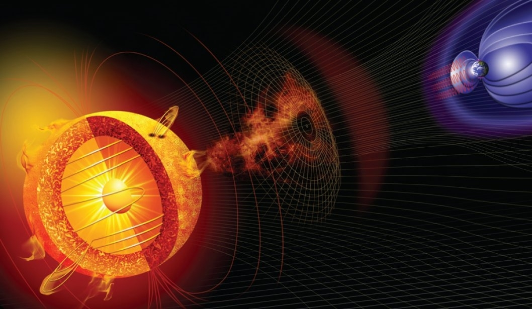 Solar flares and the Consciousness Connection – The Awakened
