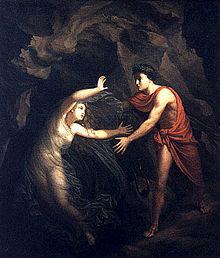 ChristianKratzenstein_orpheus&eurydice, 1806