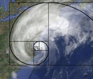 hurricane spiral