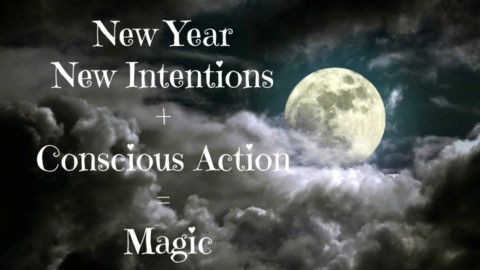 New Year, New Intentions and the Magic of Manifestation still flows on