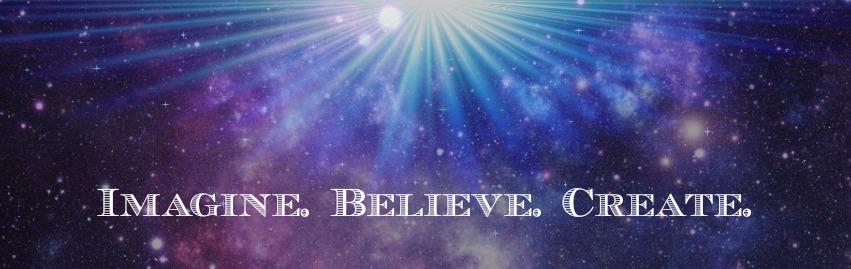 imagine believe create