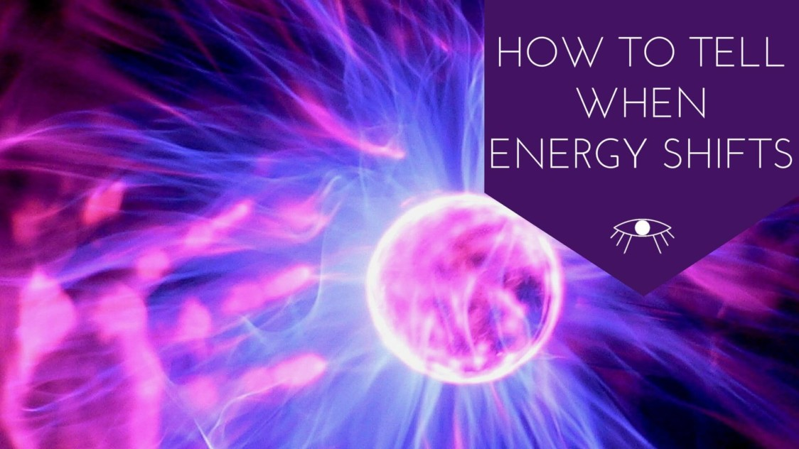 How to Tell When Energy Shifts