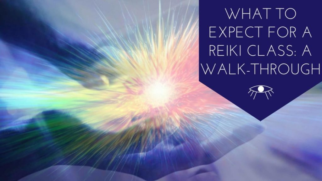 What to expect for a reiki class