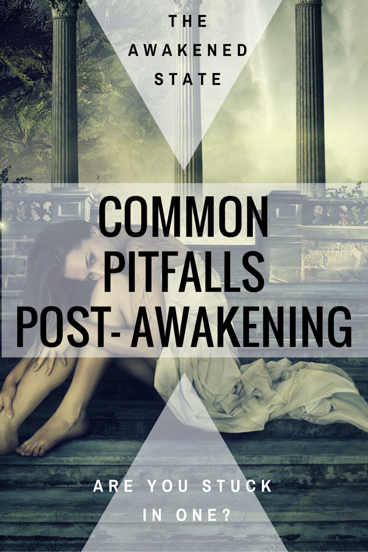 Common Pitfalls Post Awakening Kundalini Awakening brings up all sorts of challenges, new obstacles, bizarre problems, outstanding beauty and profound realizations on the nature of existence. However what many people don't focus or write about is: What happens after an Awakening and what are the common pitfalls we find ourselves in with the Post-Awakening journey? Click Here to Read More