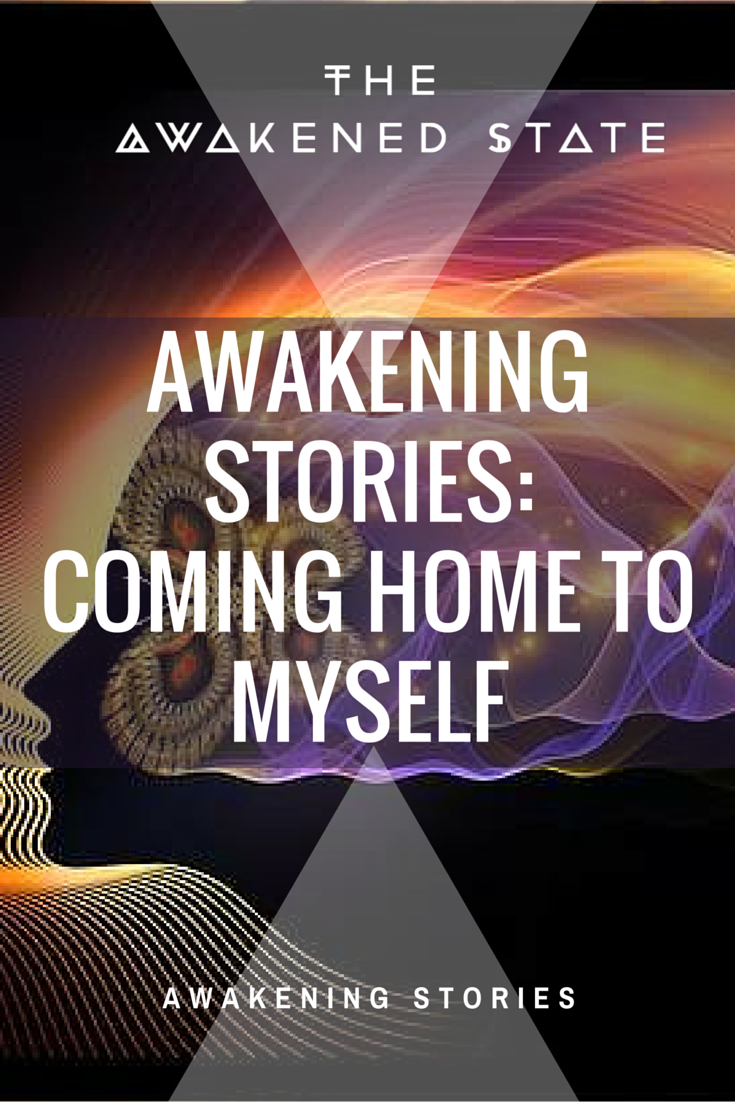 Awakening Stories: Coming Home to Myself. Guest Author Avril shares her story with us!