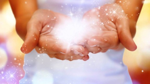 Letting Go by the Act of Surrender into Spirit