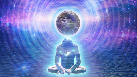 Higher Self is Merging with the Earth Plane
