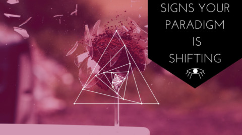 Signs Your Paradigm is Shifting