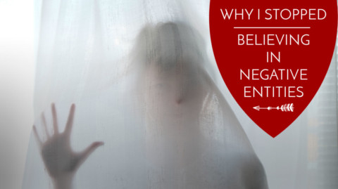 Why I Stopped Believing in Negative Entities