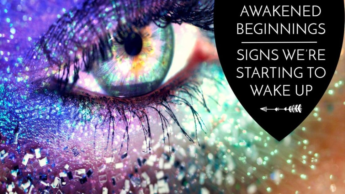 Awakened Beginnings is a Beginner series I decided to make for those just starting on the path. It will be devoted to whoever needs a helping hand on their journey. This is a big part of what I believe in: educating spiritual awakening, understanding the process and developing the right tools to navigate through these changes successfully. These are some of the beginning signs we start showing when we're entering the process of spiritual awakening. Read more to find the free Beginner's guide to help you if you are new to the path
