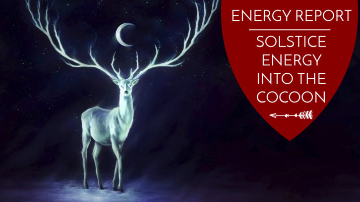 Energy Report: Solstice Gate - Into the Cocoon