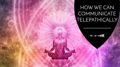 How We Can Communicate Telepathically