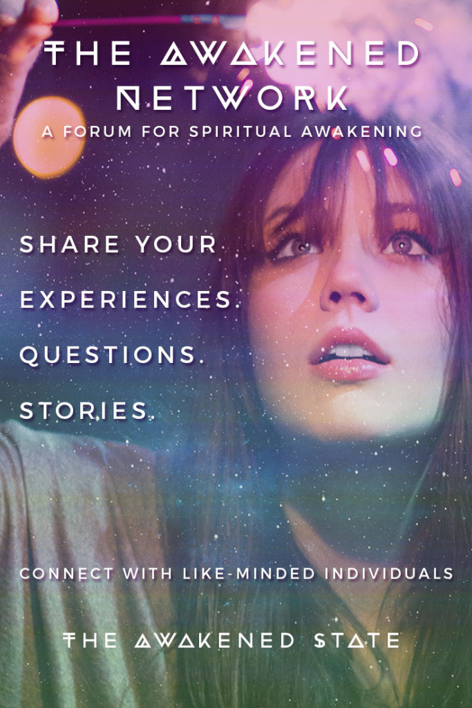 The Awakened Network is a place to connect with like-minded individuals.  Inside the community, it works like a social network. You can add friends, private message, join groups of your interest, create topics within the various forums or even share a thought with us in your activity feed. It's a community focused on spiritual awakening and connecting with like-minded people inside The Awakened State.