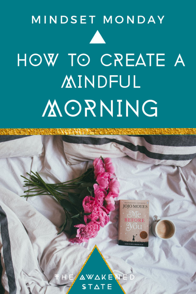 Many times we come up with excuses for why we can't meditate, practice yoga or even have spiritual practices. However Mindfulness is so easy just about anyone can start applying it today. Today's Mindset Monday we're going to talk about: How are you waking up in the morning? How can you start bringing more conscious development into your morning through being mindful? All you have to do is create your own Morning Ritual.