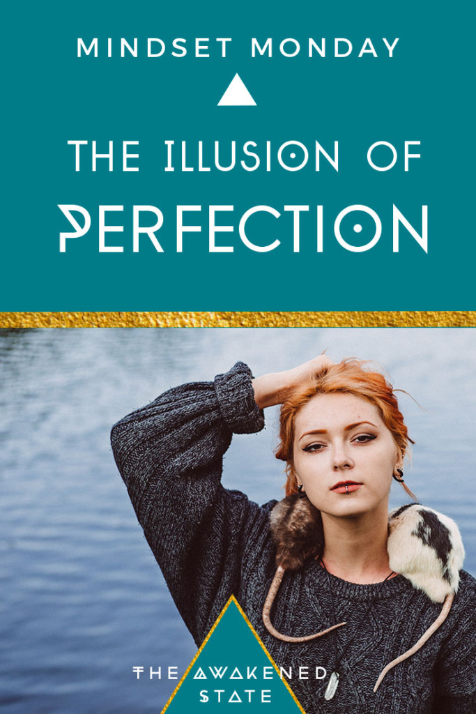 Hello Everyone I thought today we'd do a short and sweet post on the illusion of perfection when it comes to achieving our goals. I feel this topic can naturally fall into anyone's lifestyle whether it's relationships, diet, spirituality, or even just general goal settings. Our mindset dictates our habits however sometimes we get stuck in the process of fear due to the illusion of Perfection. This comes back to understanding that instead of taking action, we obsess, overthink and tend to go into an unconscious cycle of repetition. In short we get stuck on the hamster wheel of chasing our goals because we are afraid due to the illusion of perfection.