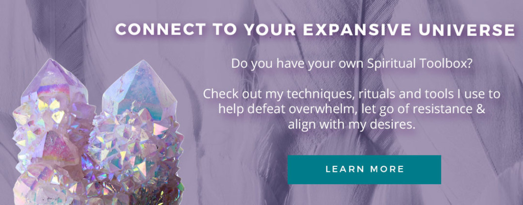 Connect to your expansive Universe with the Energy Management Toolkit