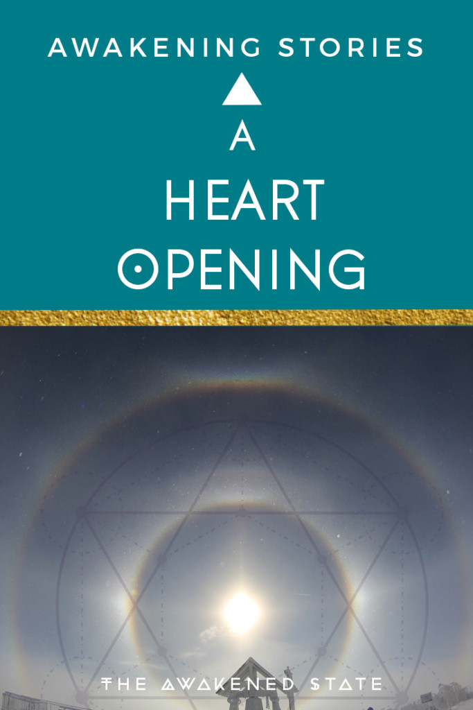 Hi guys, Ashley here, today I'm happy to share a Heart Awakening story from one of our Community Members. Angie experienced her Awakening recently, during the last Lunar Eclipse in February of this year. This is a timely story to share as we just witnessed the affect of this August's Lunar Eclipse a few days ago.  Eclipses CAN be this powerful to create personal awakening or deep transformation within our lives. Here's her story.