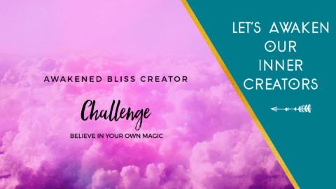 Let's Awaken Our Inner Creators