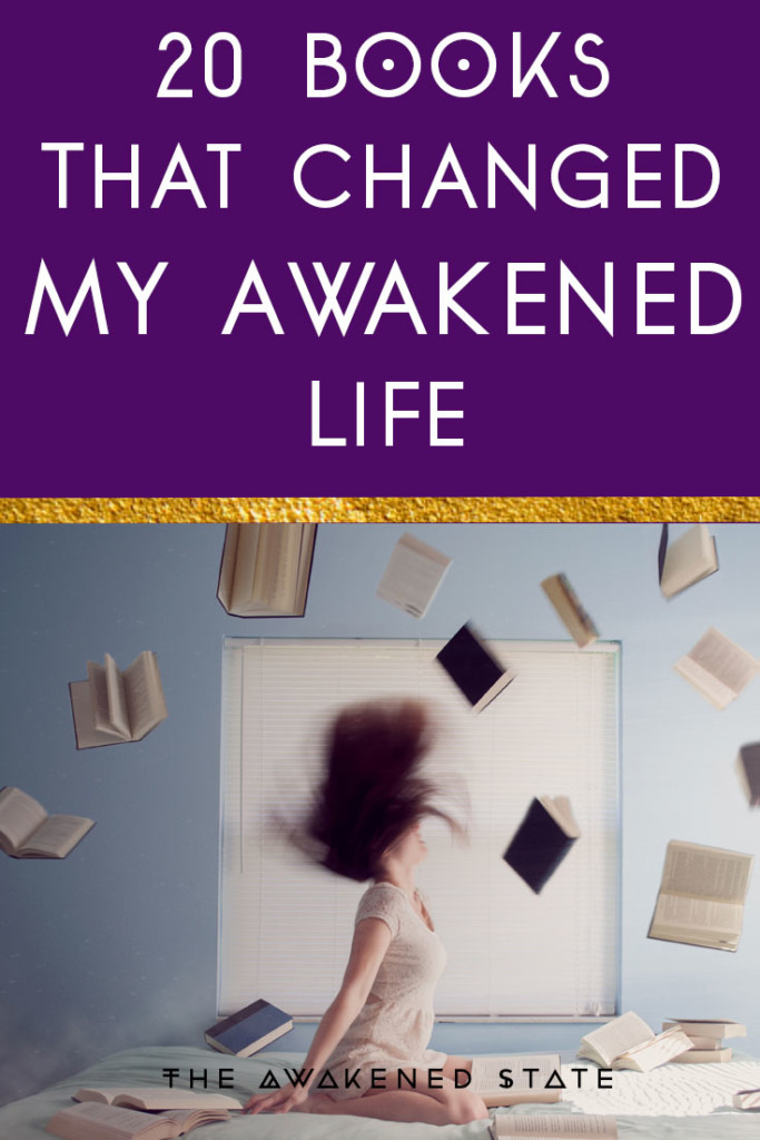 Bibliophile alert, Are you a Bibliophile?  I love reading and have read countless books throughout the years. This post I wanted to honor some of my personal favorites I have picked up that have changed my life on the Awakening journey. Perhaps with some added quirky commentary.