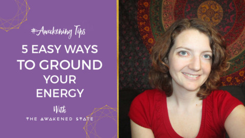 5 Easy Ways to Ground Your Energy