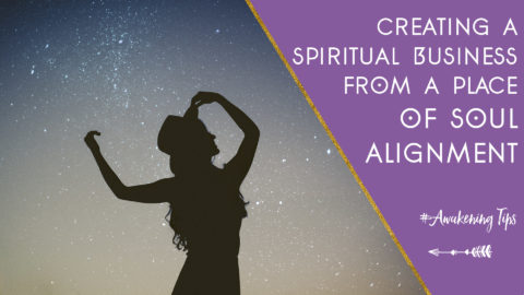 Creating a Spiritual Business From a Place of Soul Alignment With Andee Love